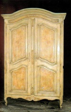 angoliera vetrina laccata stile veneziano : ARMADIO STILE VENEZIANO Armadi dArte & Classici CMB MOBILI