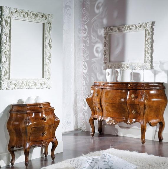 Emejing Stile Barocco Moderno Contemporary - Idee Pratiche e di ...