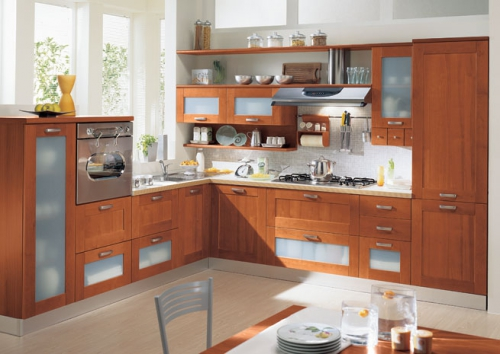 Best Cucina Color Ciliegio Gallery - Skilifts.us - skilifts.us