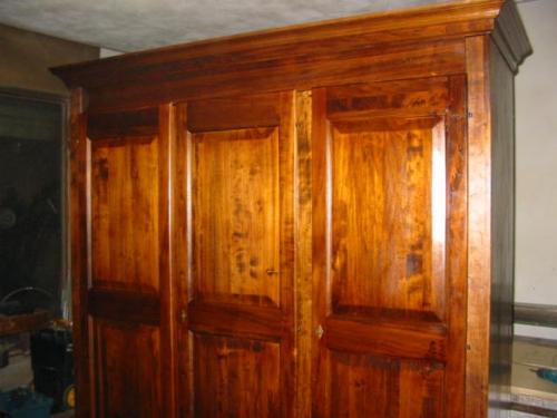 Armadio Antico 3 Ante.Armadi D Arte Classici Armadio 3 Ante Stile 800