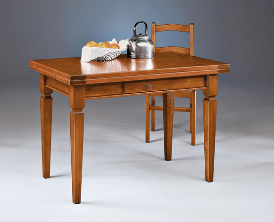 Tavoli tavolini d 39 arredo tavolo a libro 120 for Tavolini arredo
