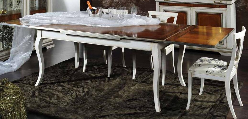 Tavoli tavolini d 39 arredo tavolo da pranzo laccato for Tavoli da arredo