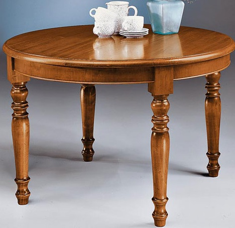 Tavoli tavolini d 39 arredo tavolo rotondo 120 cm for Tavolo rotondo 4 persone