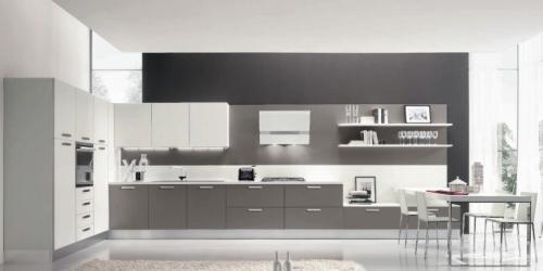 Cucine moderne cucina mod lovel - Abbinamento colori cucina ...
