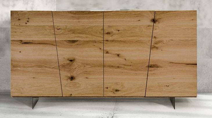 Credenza Moderna Ferro : Credenza su misura fadini mobili cerea verona