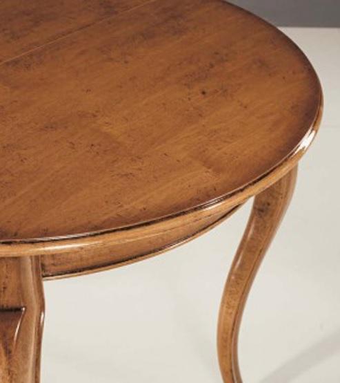 Tavolo rotondo legno allungabile for Tavolo rotondo allungabile legno